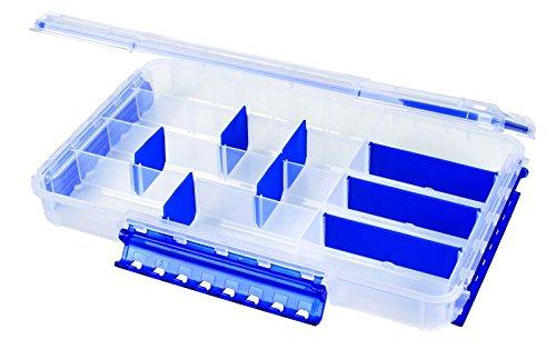 Tackle Box Flambeau Super 1//2 Satchel Boxes Clear 15X8x6.25-Inch Fishing Gea