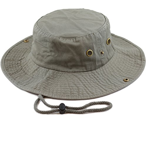 853ae192e6a The Hat Depot 300N1510 Wide Brim Foldable Double-sided Outdoor ...