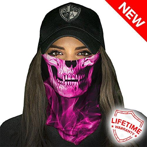 Salt Armour SA All American Face Shield Sun Mask Balaclava Neck Gaiter Bandana