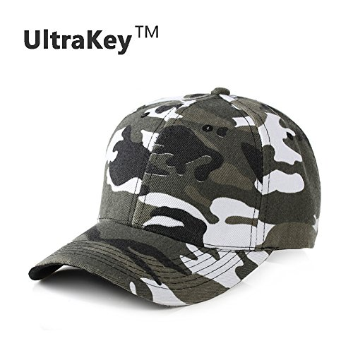 Mens Army Military Camo Cap Baseball Casquette Camouflage Hats For Men  Hunting Grey 28cb9086d10