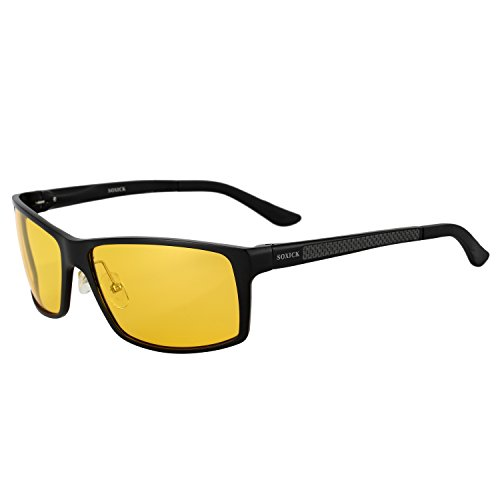 584977a1a829 HD Night Driving Glasses Polarized Anti Glare Night Vision For Safe Driving