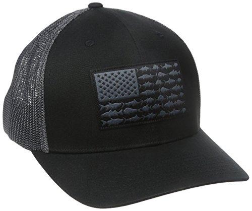 d776c1e3f6c Columbia Men s PFG Mesh Ball Cap