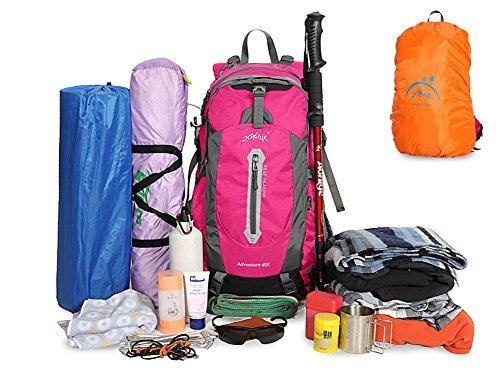 f62a542cc2 Diamond Candy Lightweight Hiking Backpacks for Men and Women with ...