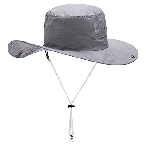 f2f6312fe956c It is ideal for any external activities. One size fits all design  the  camping hat has an adjustable tie that can be used to vary the fit of the  hat with ...
