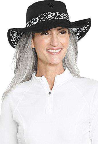 2a14b88c6 Coolibar UPF 50+ Men's Matchplay Golf Hat – Sun Protective Large/X ...