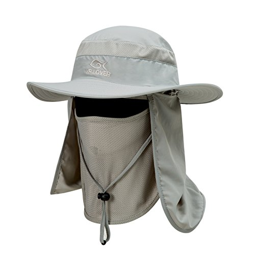 d22f4f9d828 Perfect defense Mask and backed with good cover from the Sun. Outdoor work  mountaineering hiking camping exploring safari. Hat front piece and back  piece is ...