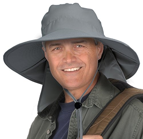fc08399a Adjustable drawstring for fixing the hat, especially in windy days. One  size fits most adults: head brim 4