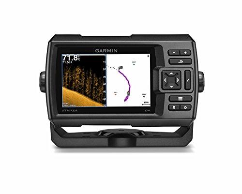 Garmin Striker 4 Bbuilt-in GPS Fish Finder Mark Your Favorite Fishing Spot New